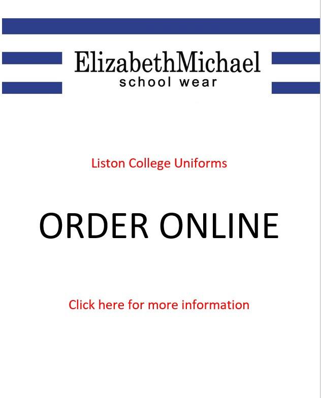 School Uniform - Order Online