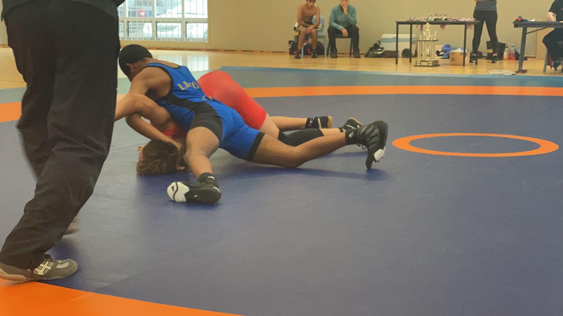 Prasad Wrestling 2