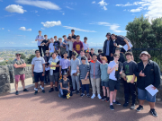 Level 1 Geography Trip to Auckland Volcanoes