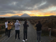 Year 12 Tongariro Geo Trip