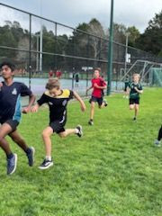 Western Zone Cross Country Year 8